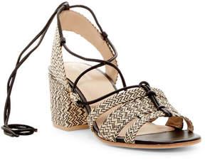 Pour La Victoire Amada Block Heel Sandal