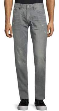 Jean Shop Mick Slim-Fit Cotton Jeans