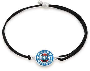 Alex and Ani Every Moment Matters Pull Cord Bracelet
