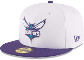 New Era Charlotte Hornets 2 Tone Team 59FIFTY Cap