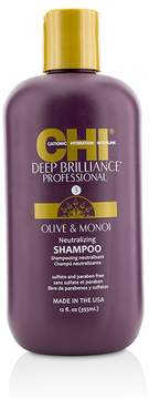 Chi Deep Brilliance Olive & Monoi Neutralizing Shampoo