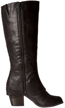 Fergie Womens Lundry Wide Calf Closed Toe Ankle Fashion Boots.