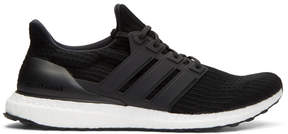 Adidas adidas Originals Black UltraBOOST Sneakers