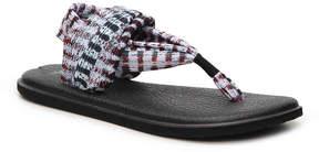 Sanuk Women's Yoga Sling 2 Flat Sandal