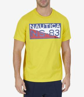Nautica The Lil Yachty Collection by NS83 Graphic Short-Sleeve Tee