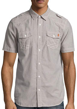 i jeans by Buffalo Short-Sleeve Merrick Woven Shirt