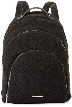 KENDALL + KYLIE Women's X-Large Sloane Shearling Backpack