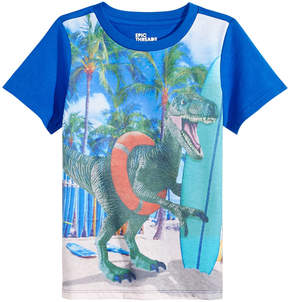 Epic Threads Little Boys Dino-Print Cotton T-Shirt, Created for Macy's