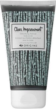 Origins Clear Improvement Detoxifiying Charcoal Body Scrub
