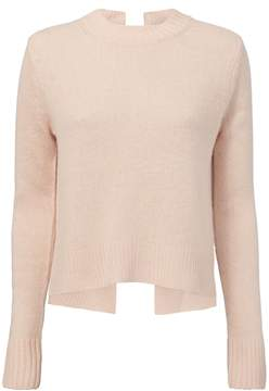 Derek Lam 10 Crosby Cashmere Tie Back Sweater