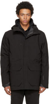The North Face Black Down Layered 3-in-1 Cryos GTX Jacket