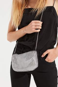 Urban Outfitters Chainmail Pouch Crossbody Bag