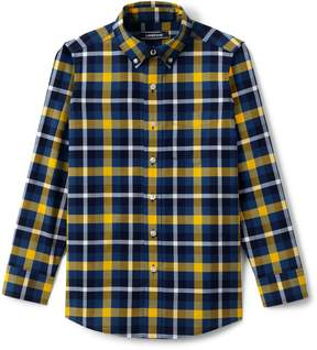 Lands' End Lands'end Toddler Boys Poplin Shirt