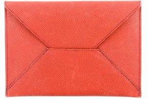 Hermes Epsom Envelope Pouch - RED - STYLE