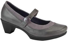 Naot Footwear Latest Snake Embossed Mary Jane Pump