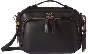 Tumi Voyageur Leather Luanda Flight Bag Bags