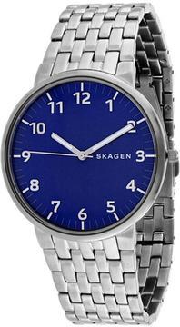 Skagen Ancher Collection SKW6201 Men's Stainless Steel Watch
