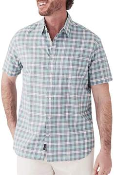 Faherty Ventura Short-Sleeve Shirt - Men's