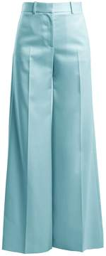 Bella Freud Bianca high-rise wool trousers