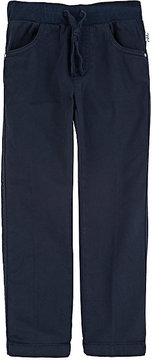 Il Gufo Cotton-Blend Twill Trousers