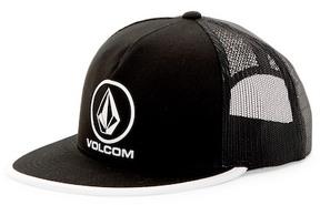 Volcom Beacon Cheese Snapback Trucker Cap