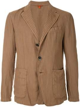 Barena pin striped blazer