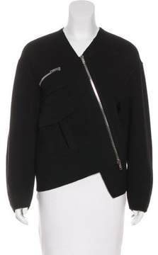MS MIN Wool Zip-Up Jacket w/ Tags
