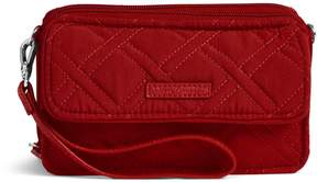 Vera Bradley RFID All in One Crossbody - VERA VERA CARDINAL RED - STYLE