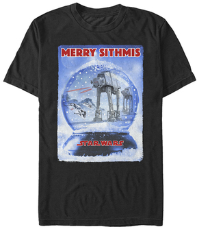 Fifth Sun Star Wars Black Snow Global Domination Tee - Men's Regular