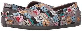 Skechers BOBS from Bobs Plush - Cat Party Women's Slip on Shoes