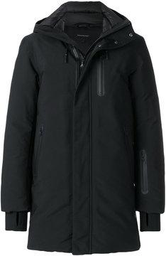 Mackage zipped hooded coat
