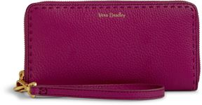 Vera Bradley RFID Mallory Accordion Wristlet - SYCAMORE WILD BERRY - STYLE