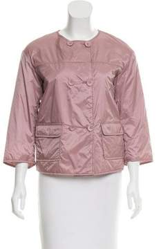ADD Lightweight Double-Breasted Jacket