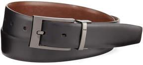Original Penguin Zeus Leather Reversible Belt