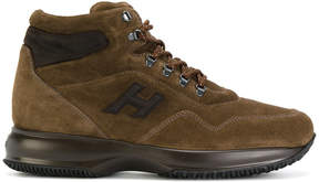 Hogan Interactive hi-top sneakers