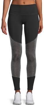 Electric Yoga Women's Mesh-Panel Leggings
