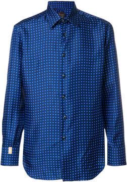Billionaire printed pattern shirt