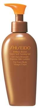 Shiseido 'Brilliant Bronze' Quick Self-Tanning Gel