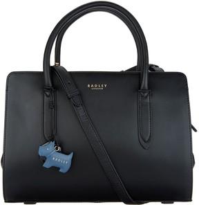 Radley London London Liverpool Street Leather Medium Satchel Handbag