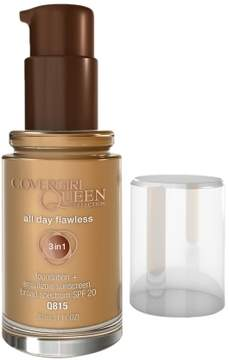 CoverGirl Queen Collection All Day Flawless Foundation + SPF 20