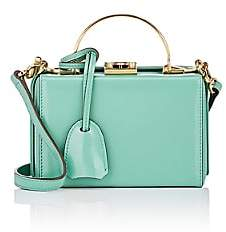 Mark Cross Women's Grace Mini-Box-Green