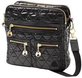 Women's CLAVA Three Quilted Crossbody