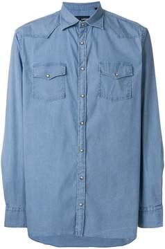 Lardini denim shirt