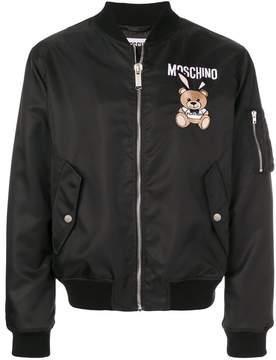 Moschino toy bear bomber