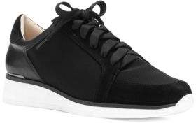 Louise et Cie Berlena Leather Lace-Up Sneakers