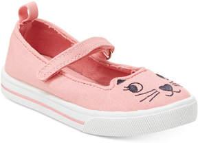 Carter's Londrina Mary-Jane Sneakers, Toddler & Little Girls (4.5-3)