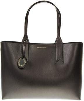 Emporio Armani Frida Black Inner Purse Bag