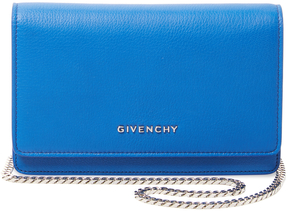 Givenchy Women's Pandora Leather Chain Wallet