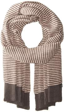 Echo Soft Stretch Mini Stripe Muffler Scarves