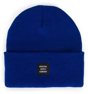 Herschel Abbott Knit Beanie - Blue